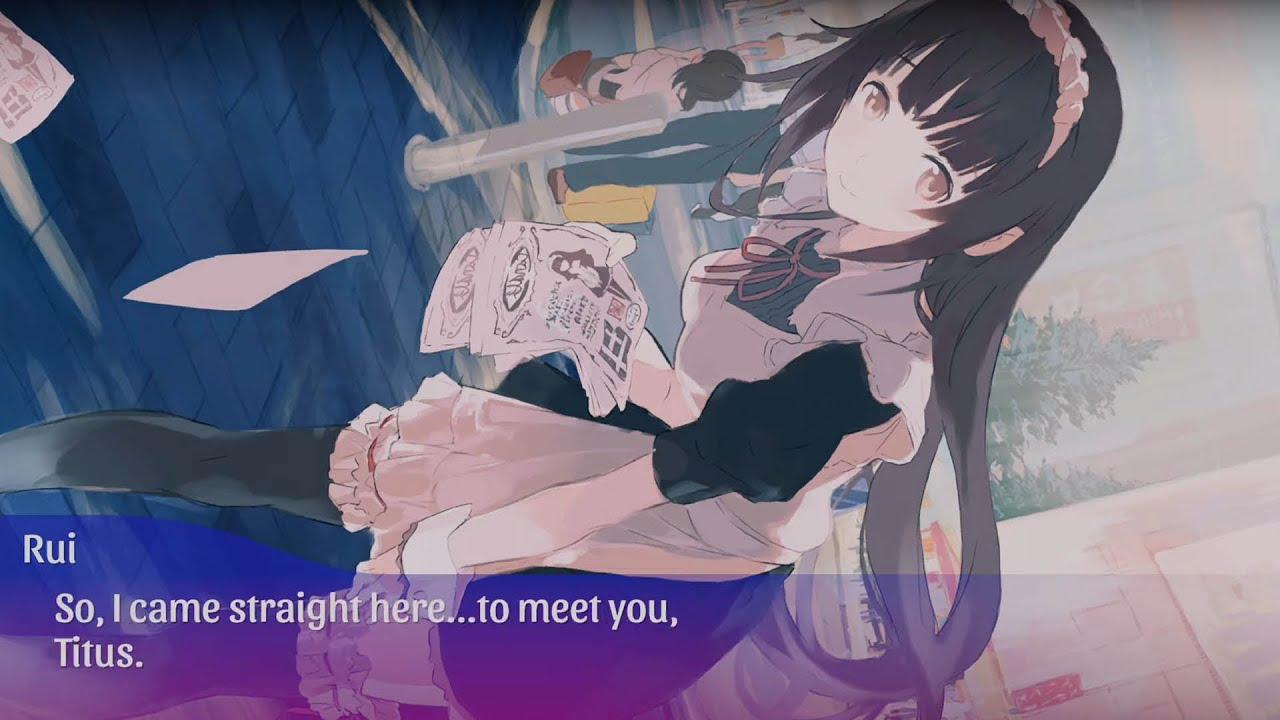 Akiba's Trip: Hellbound & Debriefed Rui Romance