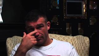 Peter Aerts's Pre-Fight interview for FieLDS K-1 WORLD GP 2010 IN S...