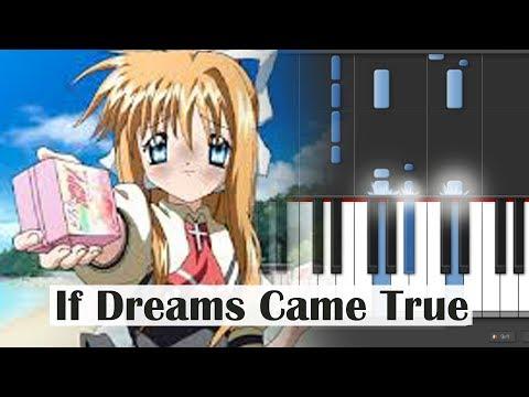 Air If Dreams Came True Piano Synthesia Midi
