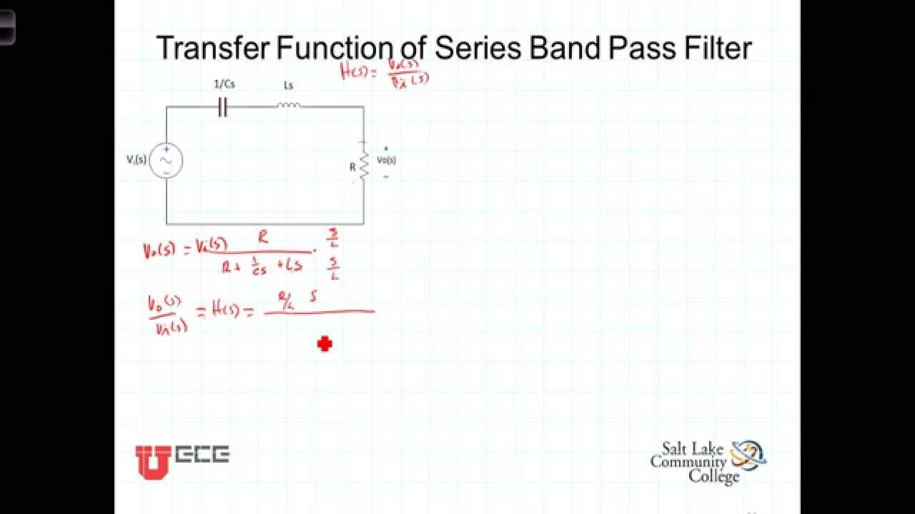 Lc Band Pass Filter Circuit Radioelectronicscom