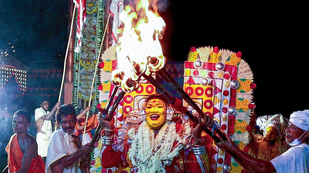 Bommardaya, Pilichamundi-Panjurli Nema | Eedu Moojilnaya Daivasthana