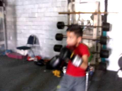 Amateur Workout!