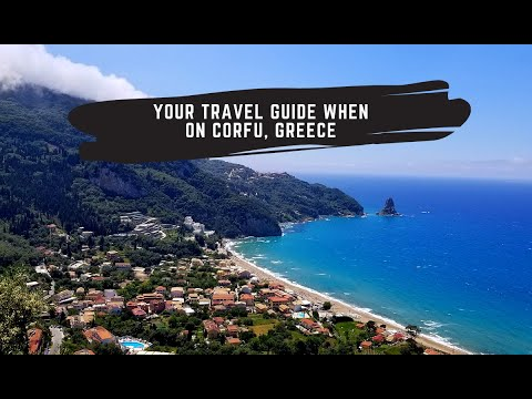 Best Travel Guide For Corfu Greece