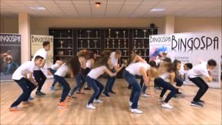 PIENSAS Pitbull feat. Gente De Zona BINGOSPA Fitness by Gosia Wodras & CMG