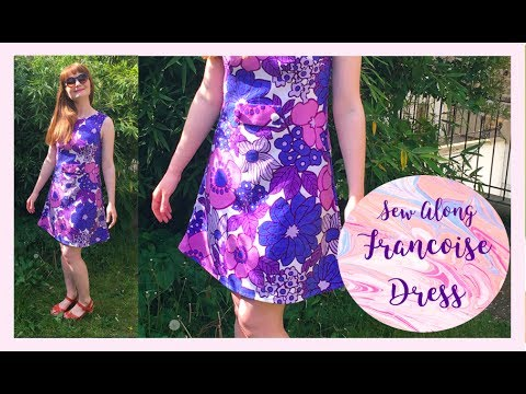 Sew Along: The Francoise Dress by Tilly and the Buttons