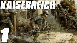 Kaiserreich - German Empire Rises Again - Hearts of Iron 4 Mod Part 1