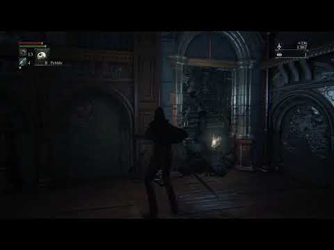 Bloodborne with Extra Cheese