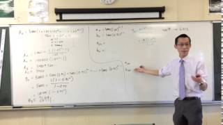 Application of Series Example Question (3 of 3: Interpreting/Solving)