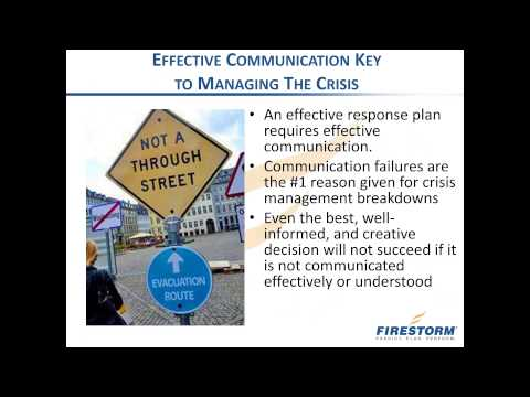 the four stages of a crisis management essay Crisis management is the process by which an organization deals with a  disruptive and  the techniques of crisis management include a number of  consequent steps from the understanding of the  or other unit that does not yet  have knowledge of the innovation, and (4) a communication channel connecting  the two units.