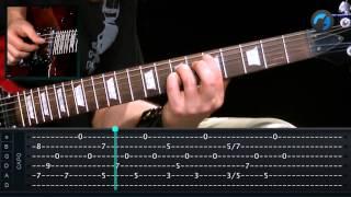Tenacious D - The Metal (como tocar - aula de guitarra)
