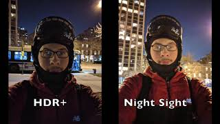 Google Pixel 3 Night Sight Camera Review!