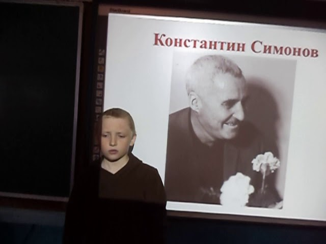 Изображение предпросмотра прочтения – СергейПолуэктов читает произведение «Атака» К.М.Симонова