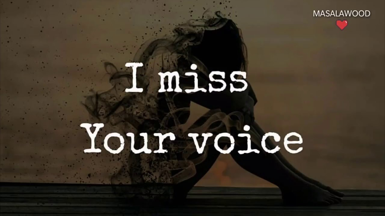 I Miss You Sad Missing Best Whatsapp Status Video Tamil English