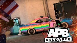 Лучшая катка за последнее время  APB Reloaded  34