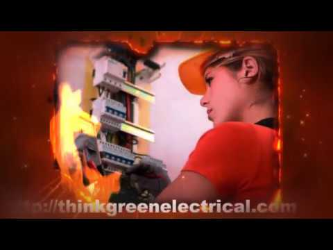Oakville Electrical Contractor   ThinkGreenElectrical.com   (647) 470-7267