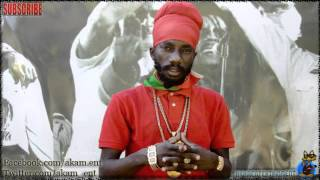 Sizzla - You And Me [Chiffon Butter Riddim] May 2012