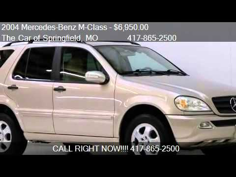 2004 mercedes benz m class ml350 awd for sale in. Black Bedroom Furniture Sets. Home Design Ideas