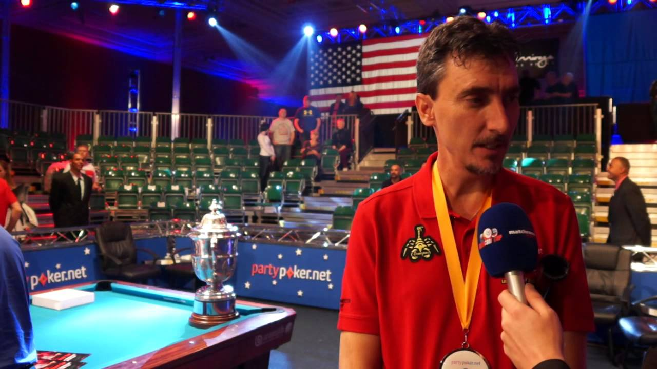 Team USA captain Johnny Archer reflects on the PartyPoker ...
