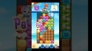 Pet Rescue Puzzle Saga Level 481 NO BOOSTERS - A S GAMING