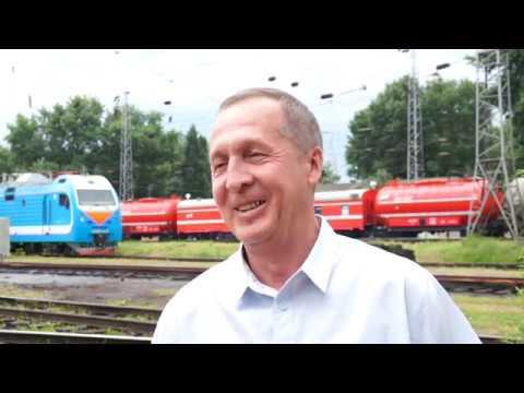 Локомотивное депо КАВКАЗСКАЯ