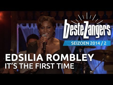 Edsilia Rombley - It's the first time - De Beste Zangers van Nederland