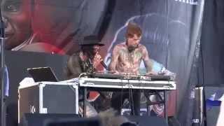 Yelawolf live in El Paso, TX