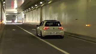 Golf GTI Clubsport w/APR exhaust - Loud pops and bangs