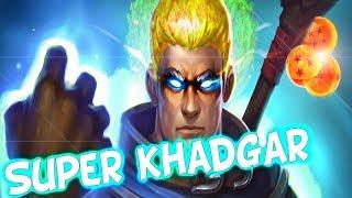 * MAGO KHADGAR DRAGONES * INVOCACIONES CUADRUPLES | HEARTHSTONE