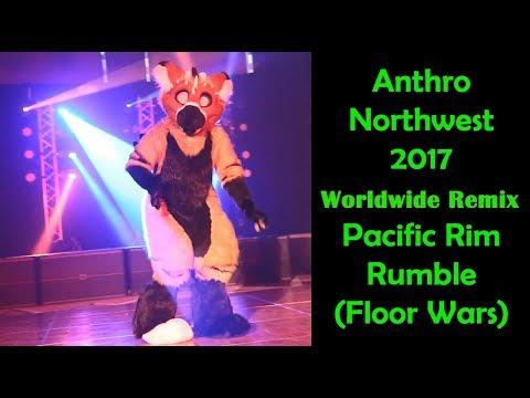 Pacific Rim Rumble Worldwide Remix - Anthro NW 2017