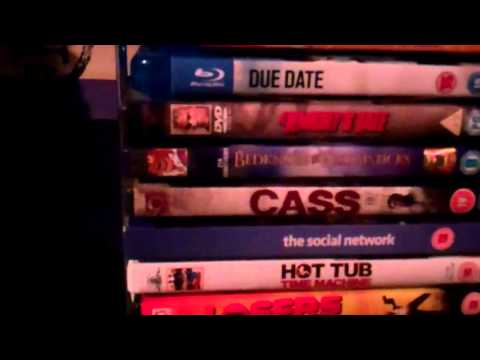 Non-Wrestling DVD collection!
