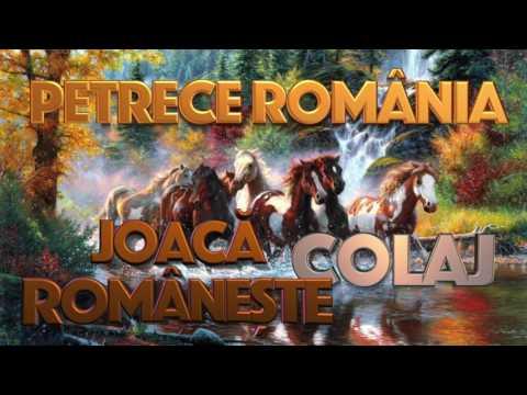 Joaca Romaneste, Colaj Petrece Romania 2017