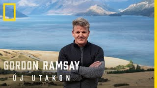 Gordon Ramsay j utakon - augusztus 11-tl National Geographic