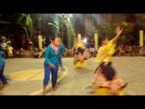 Linawan kuradang dancers