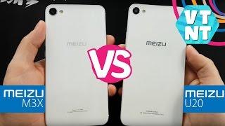Meizu U20 vs Meizu M3X Какой лучше купить?