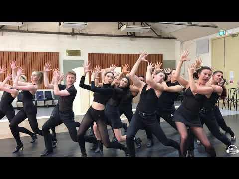 Chicago (Australian Cast) Alinta Chidzey  'All That Jazz' - First Look Sydney