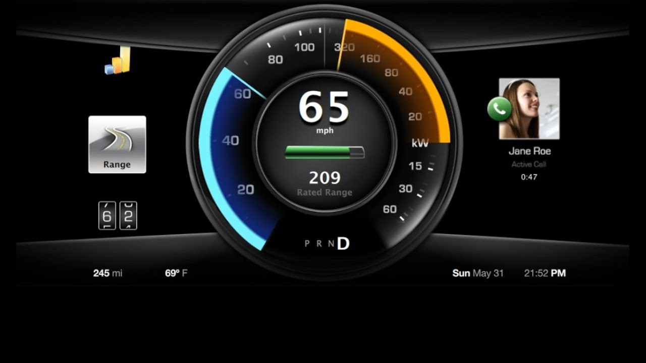 3d Library Wallpaper Tesla Interface Instrument Cluster Remodeled With Qt
