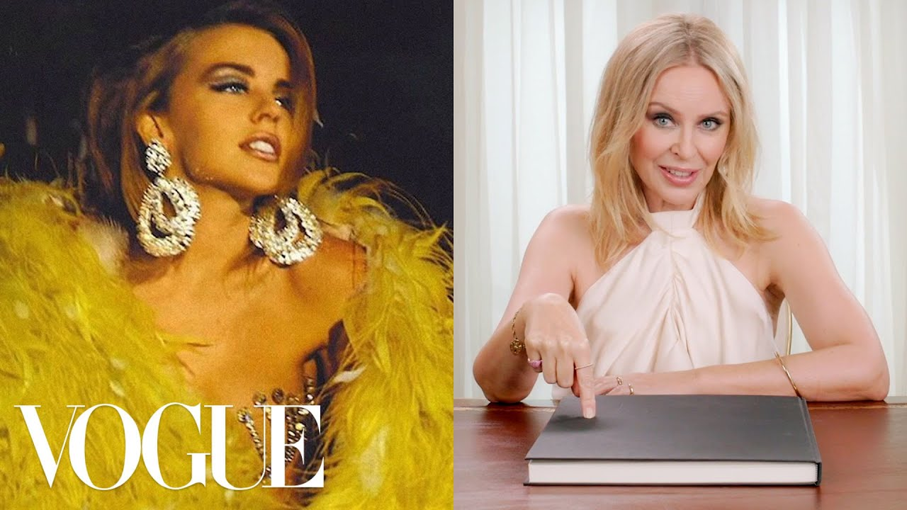 Kylie Minogue Breaks Down 17 Looks From 1988 to Now | Life in Looks