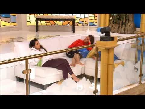 Big Brother Canada 6 - Paras/Kaela On Their Argument - Live Feeds