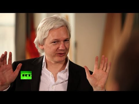 The Julian Assange Show: Occupy Movement (E7)