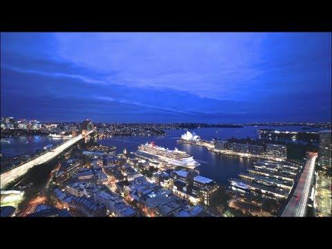 Shangri-La Hotel Sydney Premier Grand Harbour View 4K VIDEO