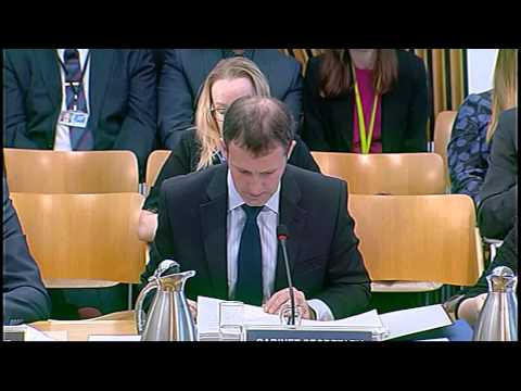 Justice Committee - Scottish Parliament: 29th September 2015