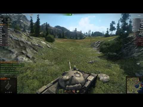 Средний танк Т-62А: Думал уже ппц, помог средний т
