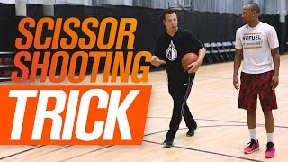 SCISSOR Shooting with Coach Nick from BBallbreakdown