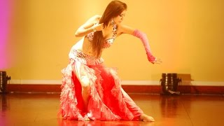 CARMELINA (Perú) Taxim Baladi - Escuela de Danzas Arabes ★BellyStar
