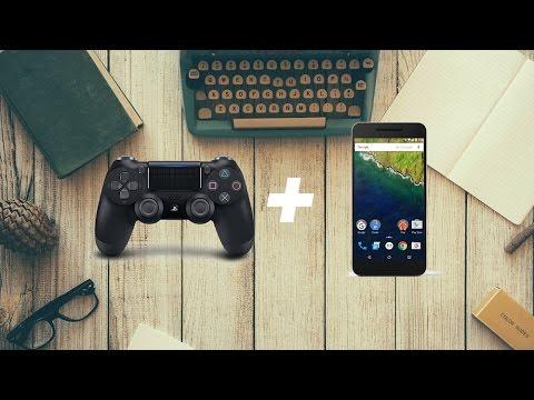 Hoe Gebruik Je Een Ps4 Controller Op Je Smartphone Tutorial