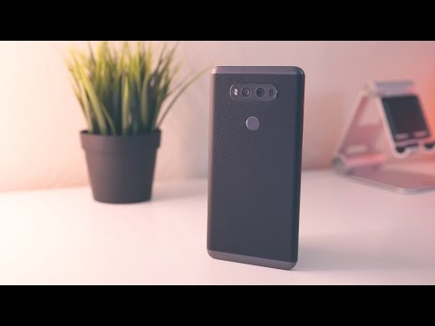 The Daily Driver Ep. 2 - LG V20!