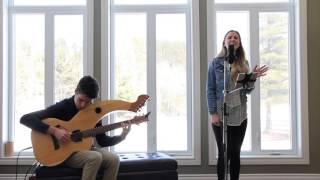 Goodbye Yellow Brick Road - Elton John - Melissa Logan and Jamie Dupuis (Cover)