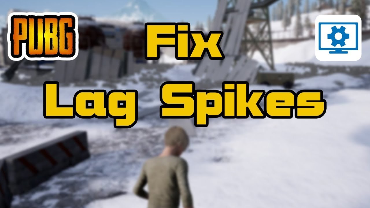 How To Fix PUBG Lag Spikes & FPS Drops (Wallpaper Engine Bug!)