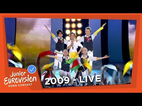 Laura Omloop - Zo Verliefd (Yodelo) - Belgium - 2009 Junior Eurovision Song Contest
