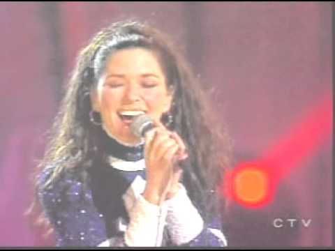 Shania Twain, Forever and For Always, Live...